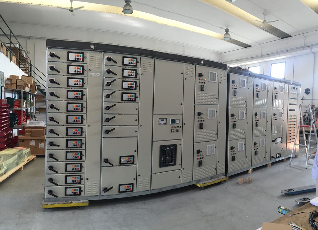 GEBA-M - Quadri Motor Control Center